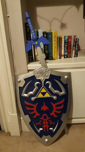 Sword shield