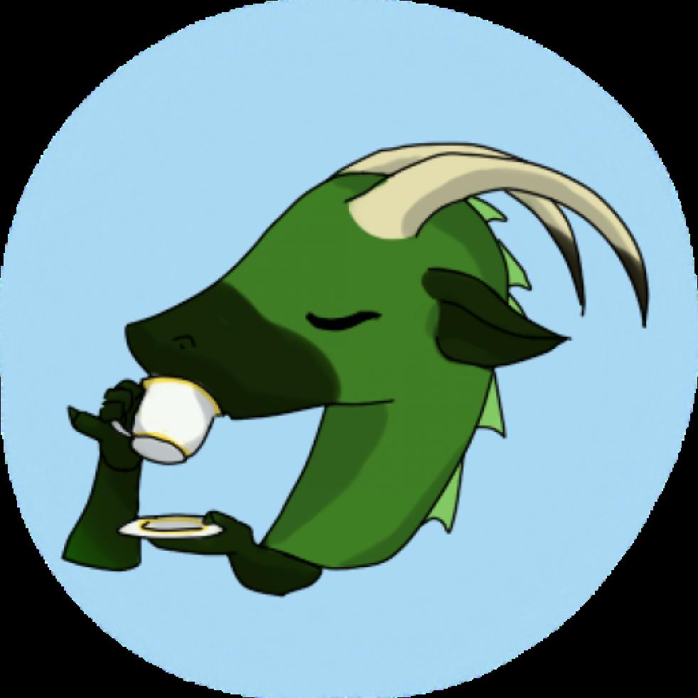 The Dragon's Tea Party