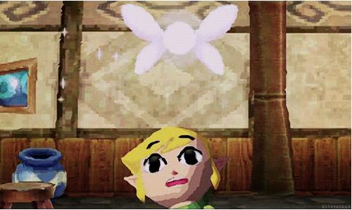 Link amazed