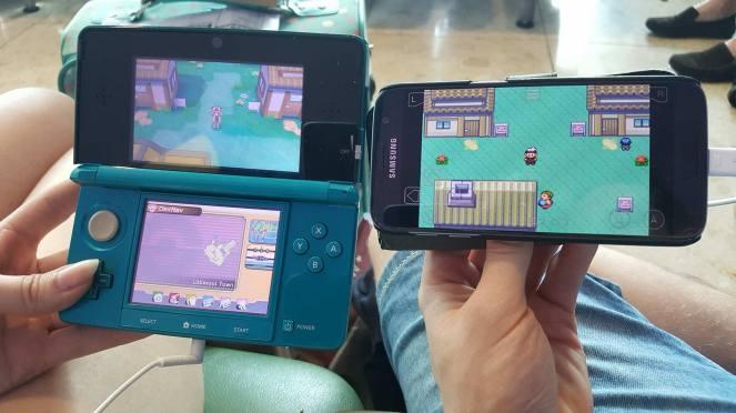 Game comparison