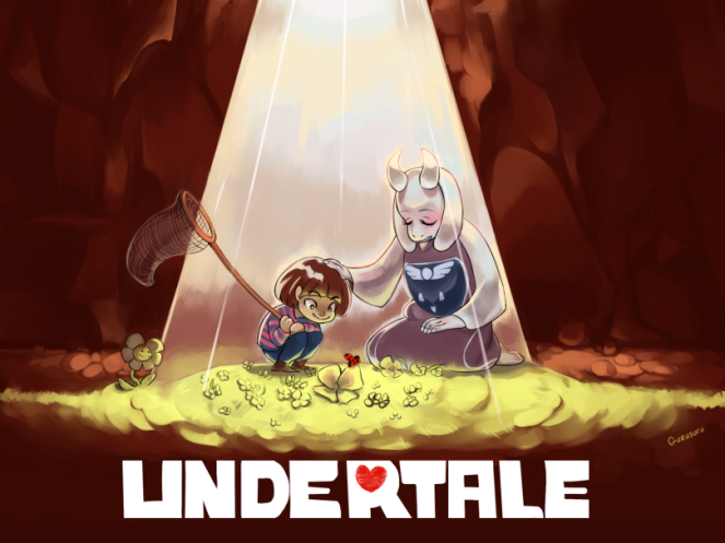 Undertale cover art