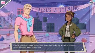 Jesus is cuming
